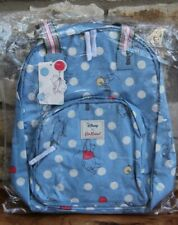 Cath Kidston X Disney Winnie The Pooh Button Spot Large Adult Backpack Bag*BNWT*