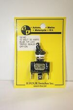 12A@125VAC or 8A@250VAC SPST 2 PACK OFF//MOM-ON Rocker Switch 100-507