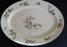 Frank Haviland Limoges H.G. Stephenson Chinoserie China 40 cm Meat Plate Platter