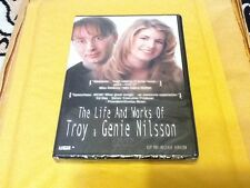 The Life and Works of Troy, & Genie Nilsson VIP Pre-Release DVD Movie Video