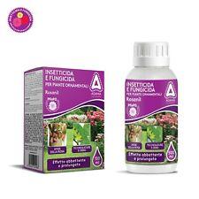 ROSANIL Insetticida Fungicida Concentrato Oidio Afidi per Rosa Rose 100-500 ml