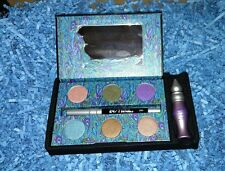 Urban Decay Preen Shadow Box Palette Kit Set  Eyeliner Zero Primer Eyeshadow
