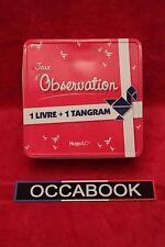 Boite à Jeux d'observation : 1 livre + 1 tangram - Occasion