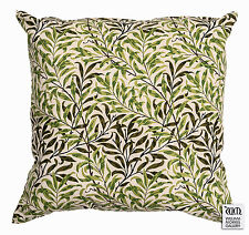 "William Morris Gallery Willow Boughs Filled Cushion 17"" - Archive Print"