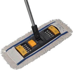 VERMOP Sprintmoppset Mopp-Halter u. Alustiel, Kunststoff, B500mmxL1400mm