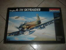 MONOGRAM  DOUGLAS A-1H SKYRAIDER PLASTIC MODEL 1/48