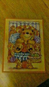 Granma birthday cards