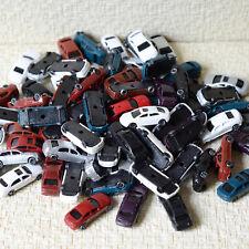 100 pcs N Scale 1/160 Model Cars N gauge