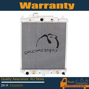 Full Aluminum Radiator for Daihatsu Mira L200V L200 L201 MOVE L601 90-96 AT/MT
