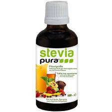 Stevia Fluid Stevia flüssig Dosierflasche, 100ml