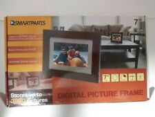 "Smartparts SP72 7"" Digital Picture Frame New open box"