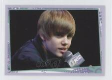 2011 Panini Album Stickers #107 Justin Bieber Non-Sports Card 2k3