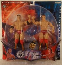 WWE Wrestlemania 20 XX Rob Conway And Rene Dupree With Belt La Resistance (MOC)