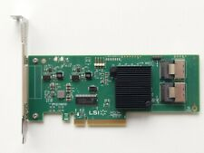 LSI Logic SAS 9211-8i PCI-e SAS HBA | IT-mode | Full height | ZFS FreeNAS Unraid