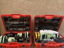 Leica Viva Ts15 3 Robotic Total Station Calibrated 82021