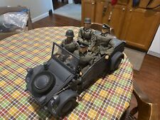 Century Toys The Ultimate Soldier WW2 German Kubelwagen 1:6 with Four Soldiers