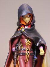 Retired Japan Galaxy Express 999 Queen Emeraldas Toy Mini Figure Figurine Model