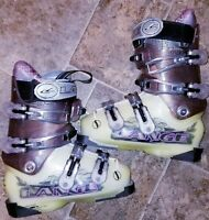 LANGE FREE RIDE Womens  Ski Boots 8 Endo Exclusive Technology GREAT!