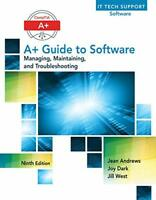 Lab Manual for Andrews' A+ Guide to Software, 9th by Andrews, Jean Book The Fast