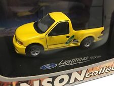 Anson 1:43 Ford Lightning SVT F-150 Pick Up Truck 1/43 Yellow Rare!