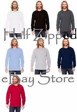 4b0936fb999e American Apparel Fine Jersey Long Sleeve T-Shirt 2007W S-2XL 8 Colors!