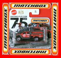 MATCHBOX 2020   FORD F-350 SUPERDUTY   82 /100   NEU&OVP