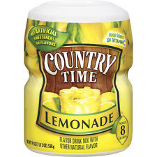 Country Time Lemonade Mix 538g 19oz (American)