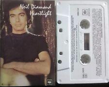 Neil Diamond `Heartlight` Cassette 1982 CBS PC-7854 Soft Rock