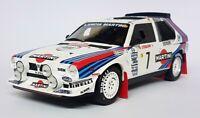 Otto 1/18 Scale Resin - OT1 Lancia Delta S4 Martini Monte Carlo Rally 1986