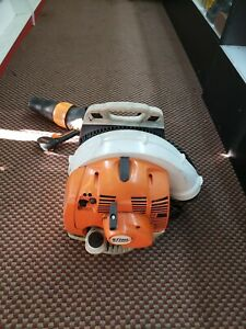 Stihl BR450 C-EL WITH ELECTRIC START/ Backpack leaf blower / Not the br600 br800