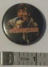 Bruce Springsteen Round Vintage Pin / Button