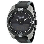 Tissot TTouch Expert Solar Digital Black Leather Mens Watch TIST0914204605101