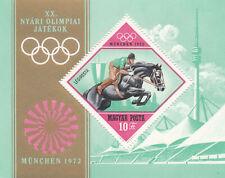 282652 / Olympia ** MNH Block Ungarn