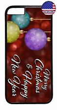 Case Cover For iPhone 7 6 6s Plus 5 5s 5c 4 Christmas New Year Holiday Gift Idea