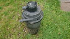 used fish pond filter blagdon cyclone 20,000