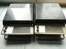 lotto coppia di giradischi SUPERLA PERSONAL mangiadischi portatili vintage