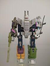 Transformers G1 Combaticons Bruticus. Hasbro-Takara-movie-TF