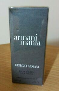 Armani Mania Men Giorgio Armani Mania Men's Eau de Toilette 1.7oz / 50ml HTF