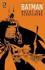 BATMAN NACHT DES SCHRECKENS HC - TIM SALE - 333 Ex. - COMIC ACTION 2012 - OVP