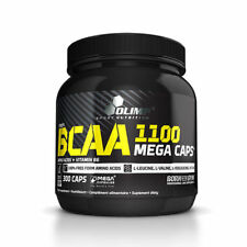 Olimp BCAA Mega Caps 1100, 300 Kapseln