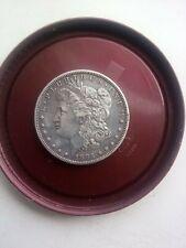 More details for morgan silver dollar