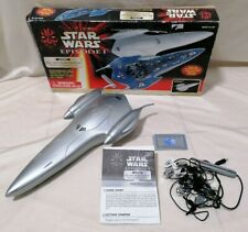 STAR WARS - Star Wars Ep 1 Escape From Naboo Tiger Electronic Skill Action Game