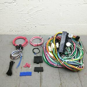 1955 - 1969 Ford fairlane Wire Harness Upgrade Kit fits painless complete new