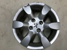 "GENUINE OEM PEUGEOT 307 16"" EQUINOXE SPARE ALLOY WHEEL 9681285480"
