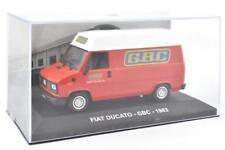 FIAT DUCATO GBC  DE 1983 1/43ème