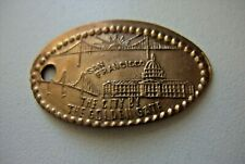 San Francisco - City By The Golden Gate Elongated Cent - Ggb4A