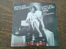45 tours aretha franklin hold on i'm coming