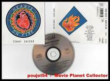 """TOMMY SNYDER """"Hearts On Fire"""" (CD) 1992"""