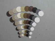 Stampin' Up Neutrals Embosslits SWEET BUTTONS Cuts 60