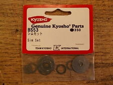 BS-53 Shim Set - Kyosho Burns Inferno Turbo Burns USA-1